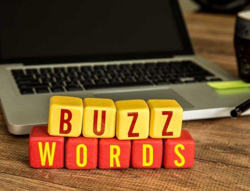 A falta de significado e os buzzwords